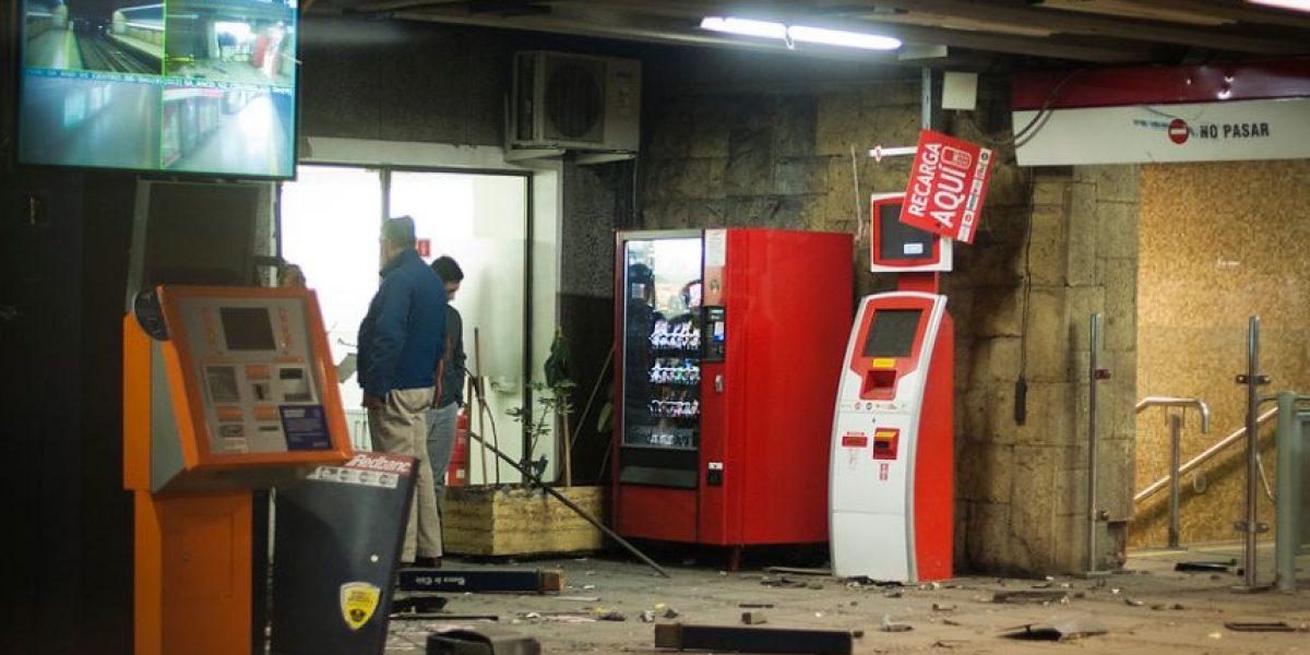 Bombazo despertó a vecinos de Metro Salvador: eran ladrones robando cajeros