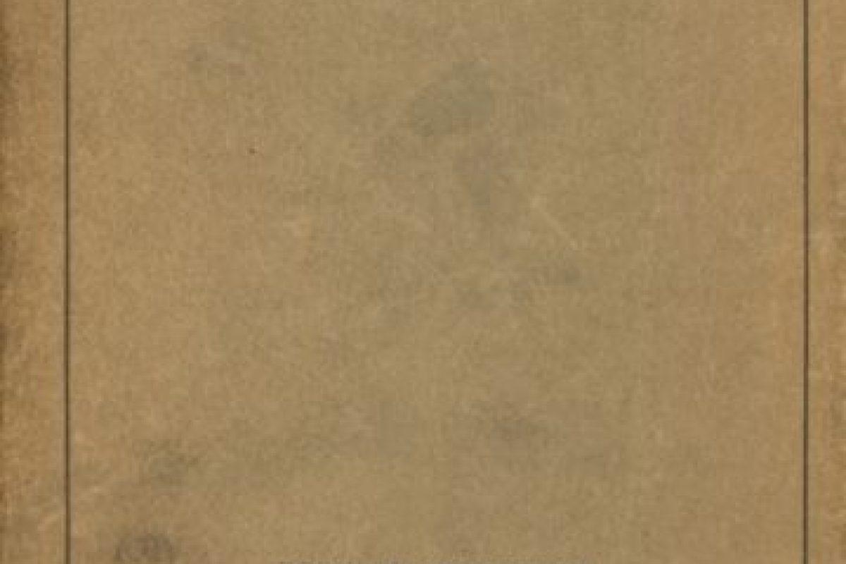 """""""El Origen de las Especies"""" de Charles Darwin Foto:Wikimedia.org. Imagen Por:"""