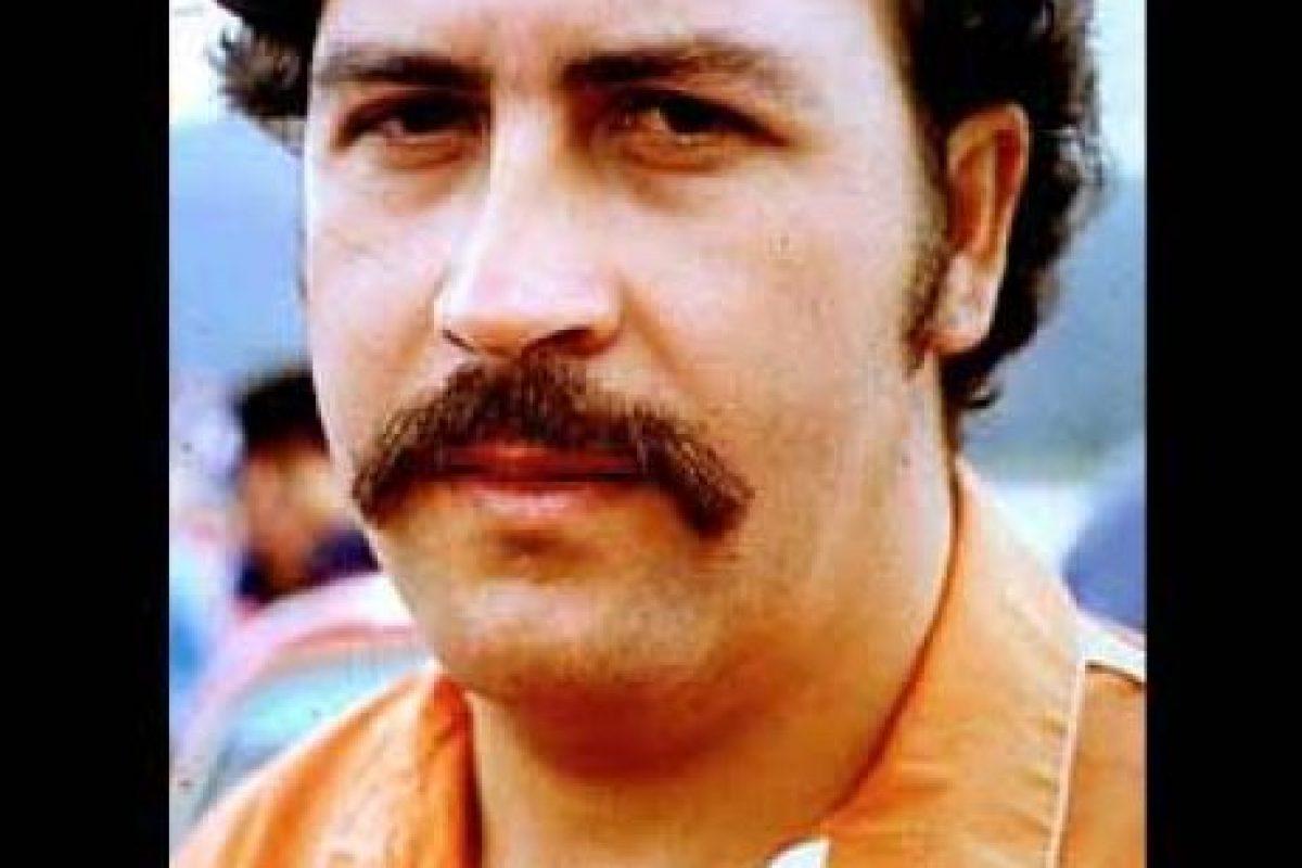 1. Pablo Escobar Foto:Wikimedia. Imagen Por: