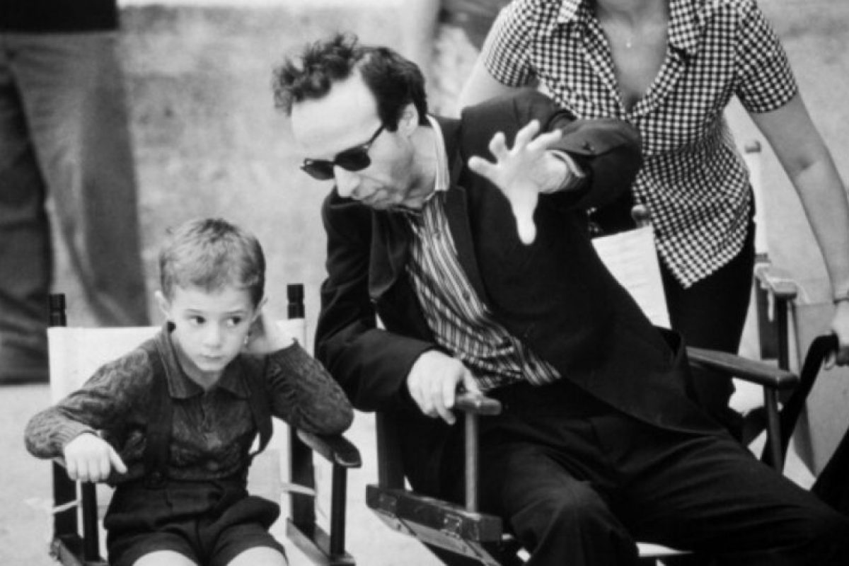 Fue interpretado por Giorgio Cantarini, descubierto por el director de la película, Roberto Benigni. Foto:vía Getty Images. Imagen Por: