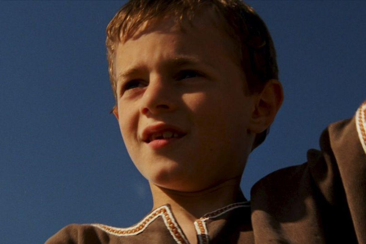"""De ahí, Ridley Scott lo puso en """"Gladiador"""", como el hijo de """"Máximo"""". Foto:vía Universal. Imagen Por:"""