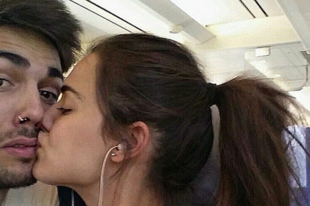 Es novia de el cazatalentos español Ignacio Ayuso Foto:Vía Instagram. Imagen Por: