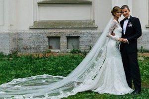 Se casó con su novio Alexander a comienzos de este mes Foto:Vía Instagram. Imagen Por: