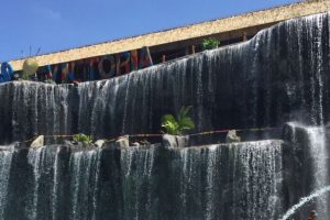 Las Cataratas Victoria son la última atracción que se instaló en el Parque. Foto:Publimetro Colombia. Imagen Por: