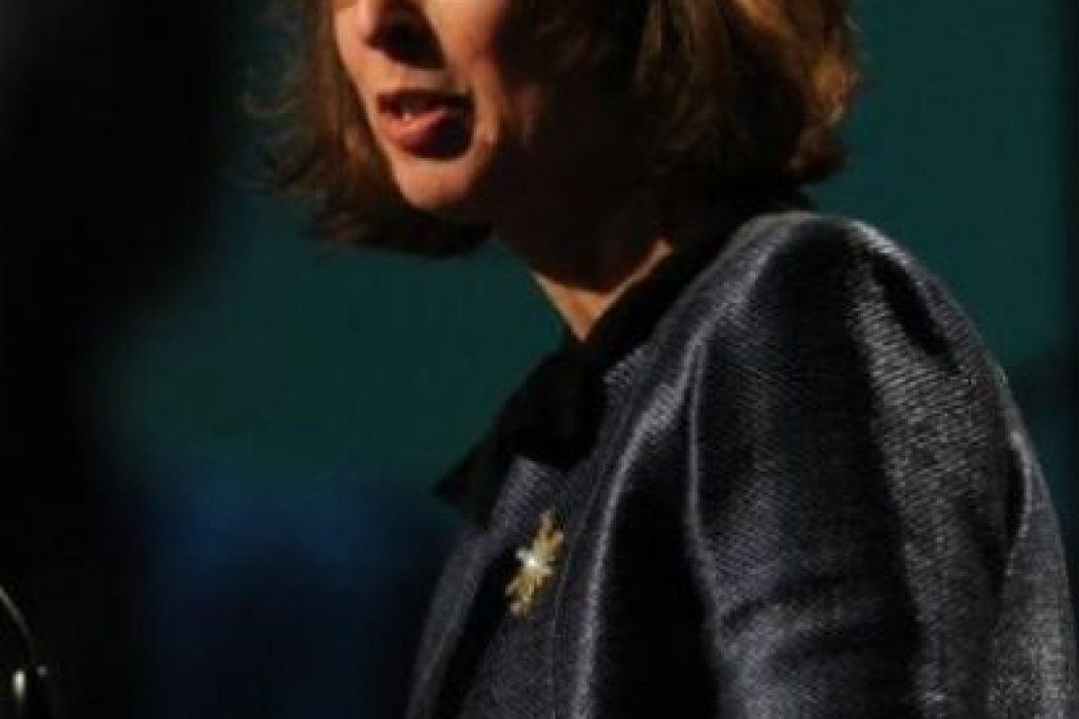 10. Abigail Johnson, estadounidense. Es dueña de la compañía Fidelity Investments y tiene una fortuna estimada en 13.4 mil millones de dólares. Foto:vía Wikimedia. Imagen Por: