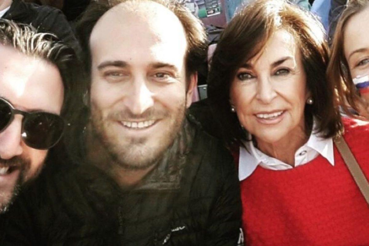 9. La chilena Iris Fontbona, integrante del Grupo Luksic, tiene una fortuna de 13.5 mil millones de dólares. Foto:vía Wikimedia. Imagen Por:
