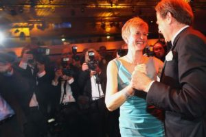 La alemana tiene una fortuna valorada en 16.8 mil millones de dólares. Foto:Getty Images. Imagen Por: