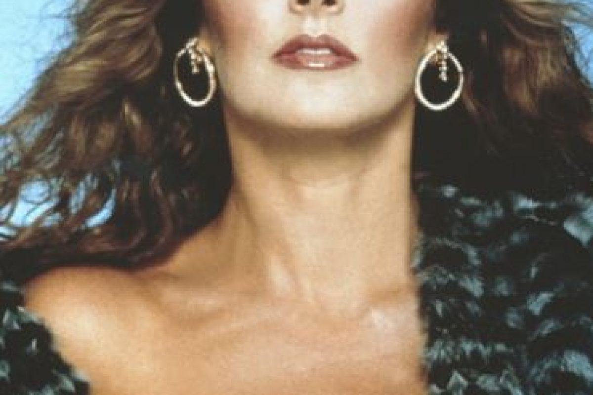 Acá, en los años 90. Foto:vía Getty Images. Imagen Por: