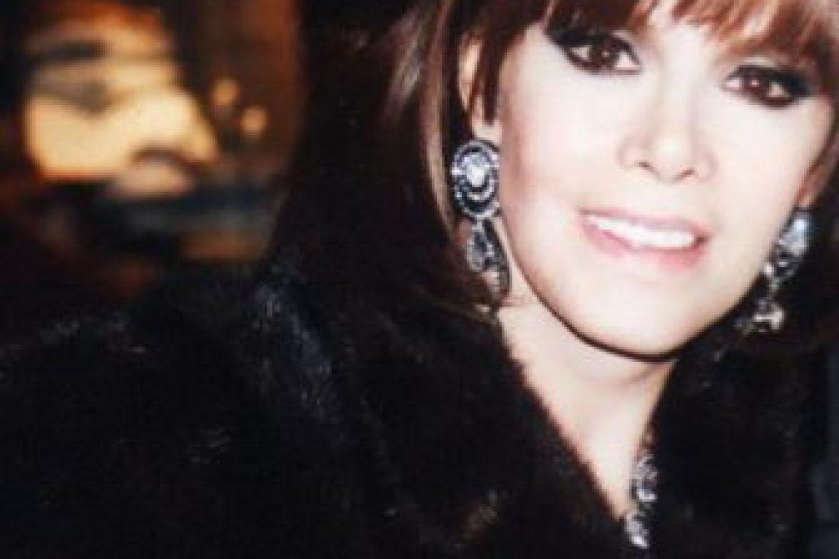 """Su última telenovela fue """"Esperanza del Corazón"""". Foto:vía Getty Images. Imagen Por:"""