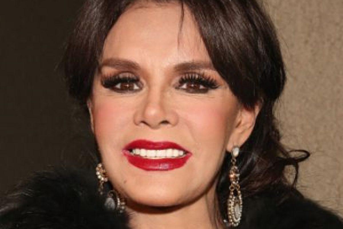 """Otra de sus populares telenovelas fue """"Tres Veces Sofía"""". También """"Golpe Bajo"""". Foto:vía Getty Images. Imagen Por:"""