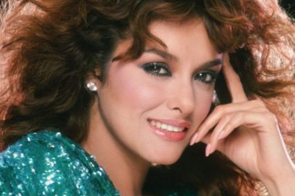 """Se consolidó en la telenovela """"Tú o nadie"""". Foto:vía Getty Images. Imagen Por:"""