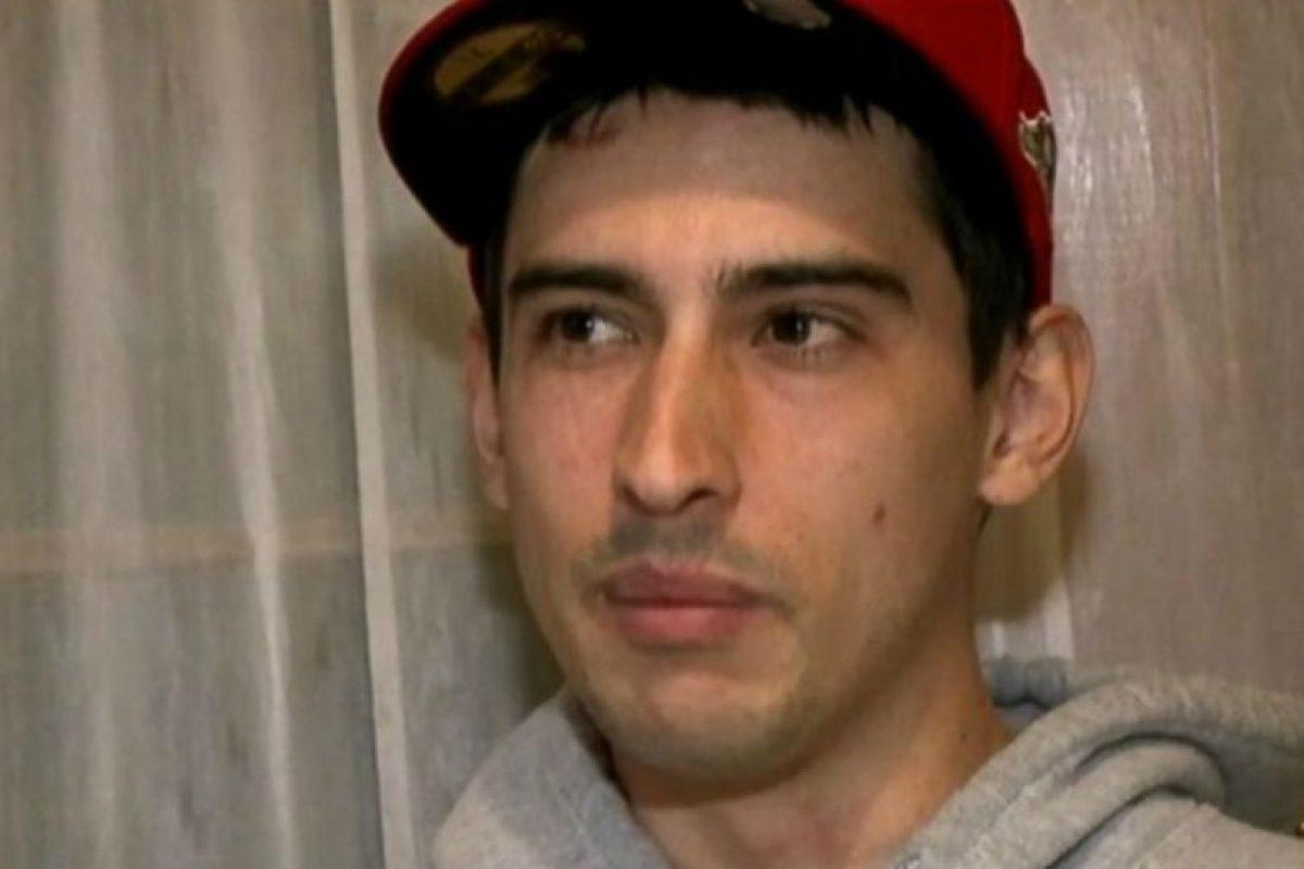 Él es Luis Ortiz de 26 años. Foto:Vía Youtube. Imagen Por: