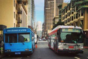 Así lucen los autobuses después de ser transformados. Foto:Vía instagram @lavamae. Imagen Por: