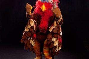 17. The Goodbledy Gooker / Sin duda, la estrella más bizarra en la historia de la WWE. Foto:WWE. Imagen Por: