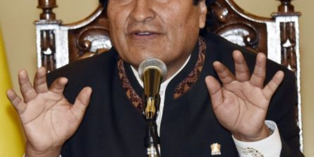 Bolivia: nace alianza por el No a reelección de Evo Morales