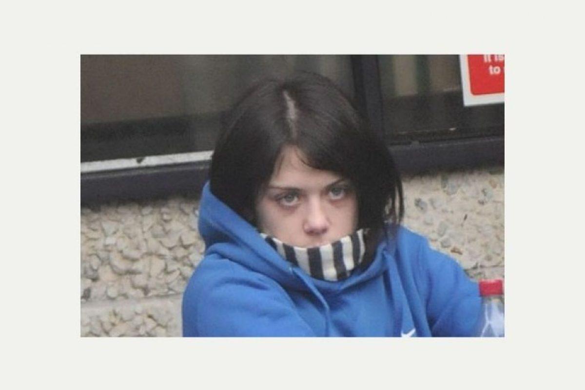 Gemma Pinkerton, de 24 años. Se le encontró teniendo sexo en un parque Foto:middevongazette. Imagen Por: