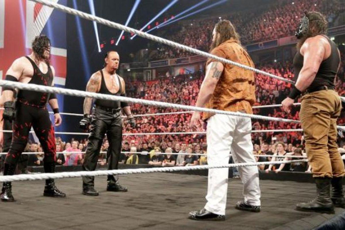 Enfrentarán a dos integrantes de la Familia Wyatt Foto:WWE. Imagen Por: