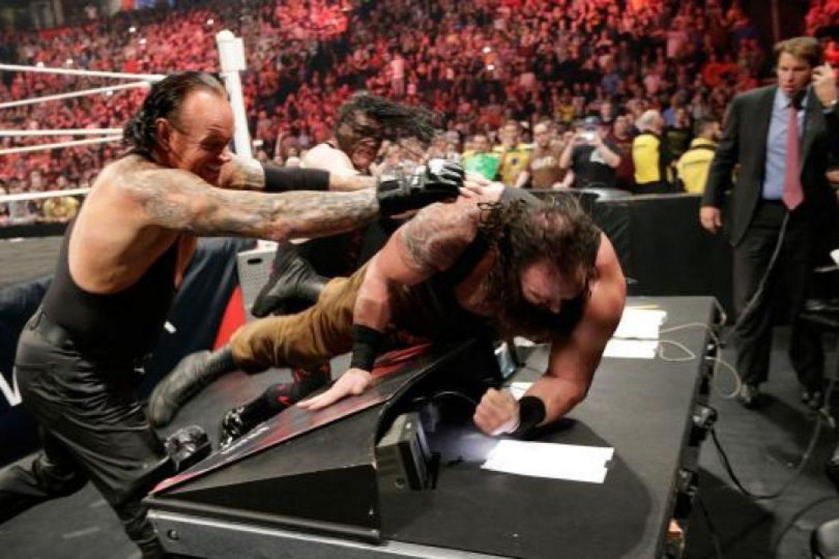 Será el aniversario 25 de Undertaker en la WWE Foto:WWE. Imagen Por: