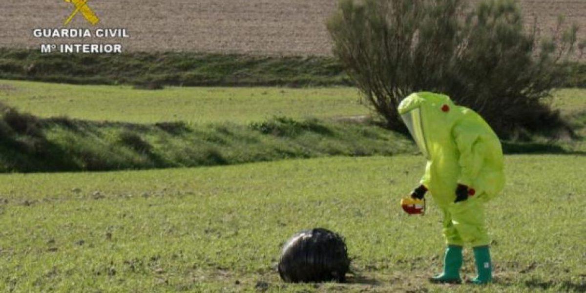¿De dónde viene la basura espacial que está cayendo en España