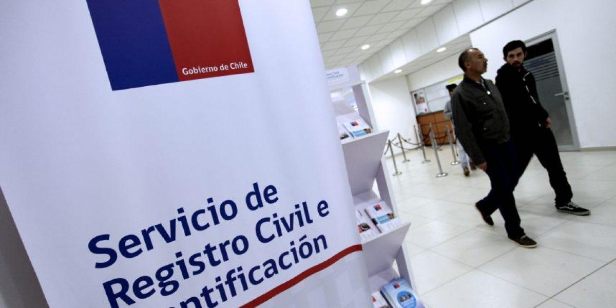 Sujetos asaltan oficina del Registro Civil en Ñuñoa y se llevan $1 millón