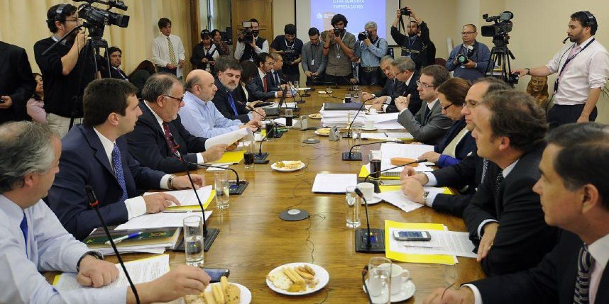 Comisión Caval 2 solicitó a Contraloría instruir sumuario en La Moneda