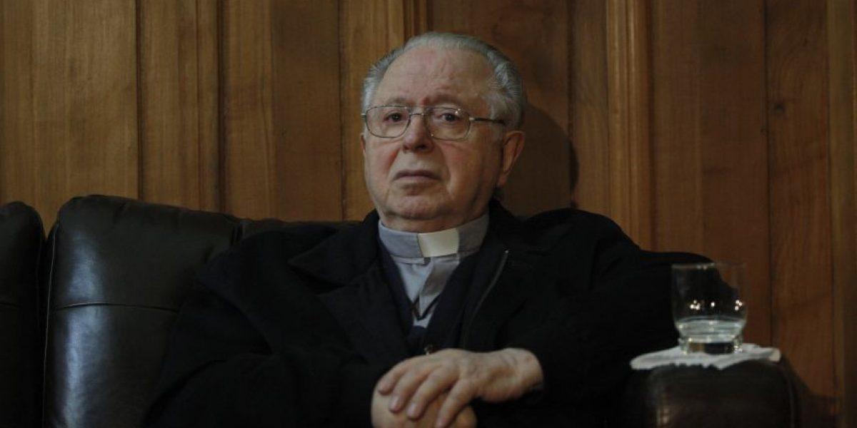 Iglesia lamentó que Karadima no
