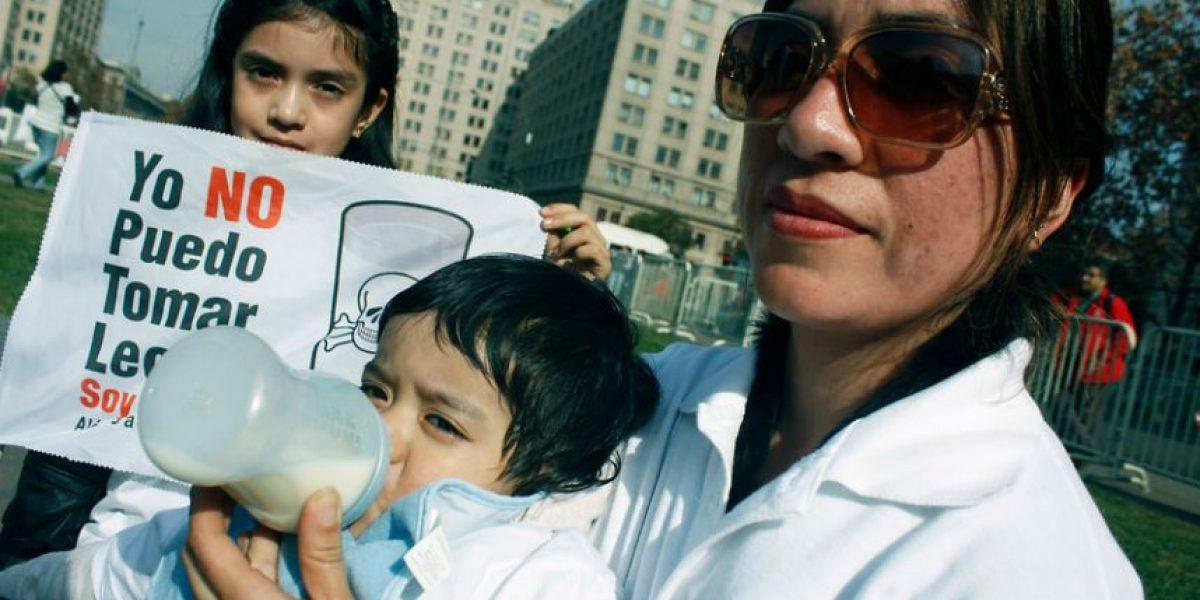 Más de 4 mil familias sufren en Chile producto de la alergia alimentaria infantil