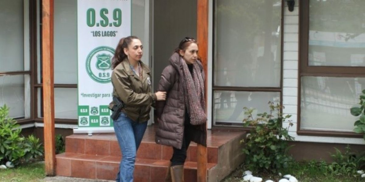 Frutillar: arrestan a profesora por estafas superiores a $100 millones