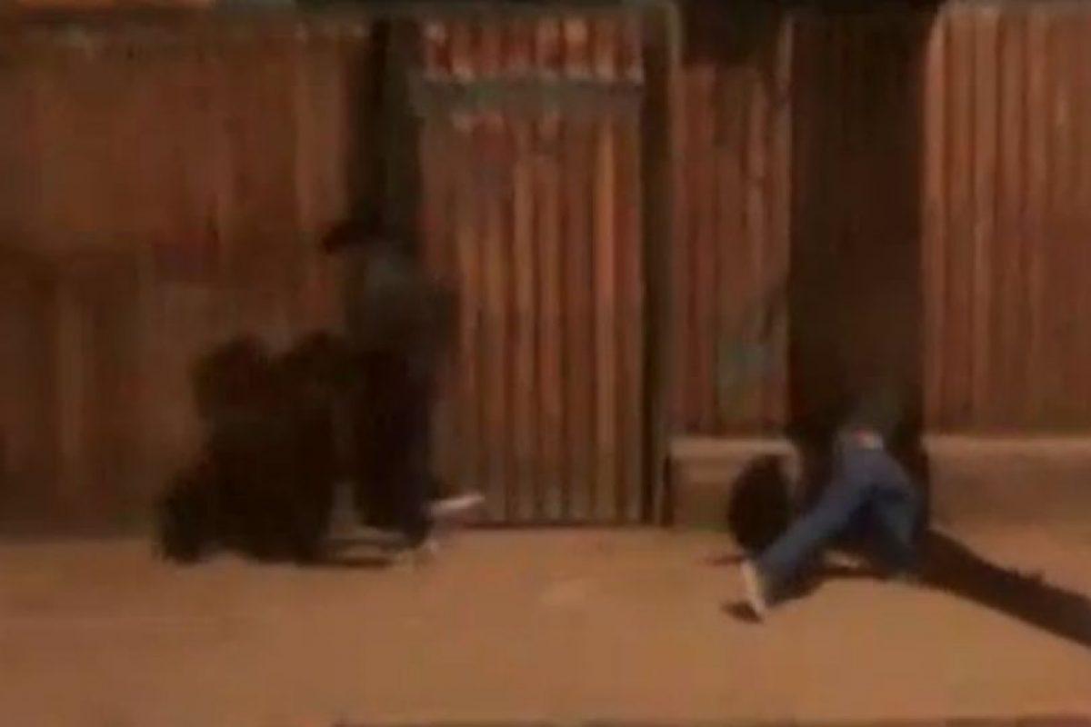 """Los ataques captados por """"En su propia trampa"""" Foto:Canal 13. Imagen Por:"""
