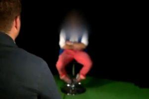 """El presunto ex sicario de """"Los chubis"""" Foto:Chilevisión. Imagen Por:"""
