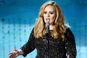 Las canciones de Adele podrían no publicarse en Spotify. Foto:Getty Images. Imagen Por: