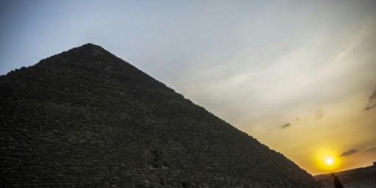 Las misteriosas anomalías térmicas halladas en las pirámides de Egipto