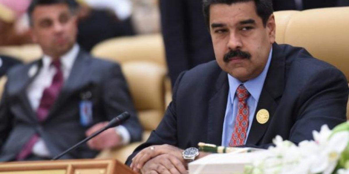 Oposición pide a CPI indagar a Nicolás Maduro por