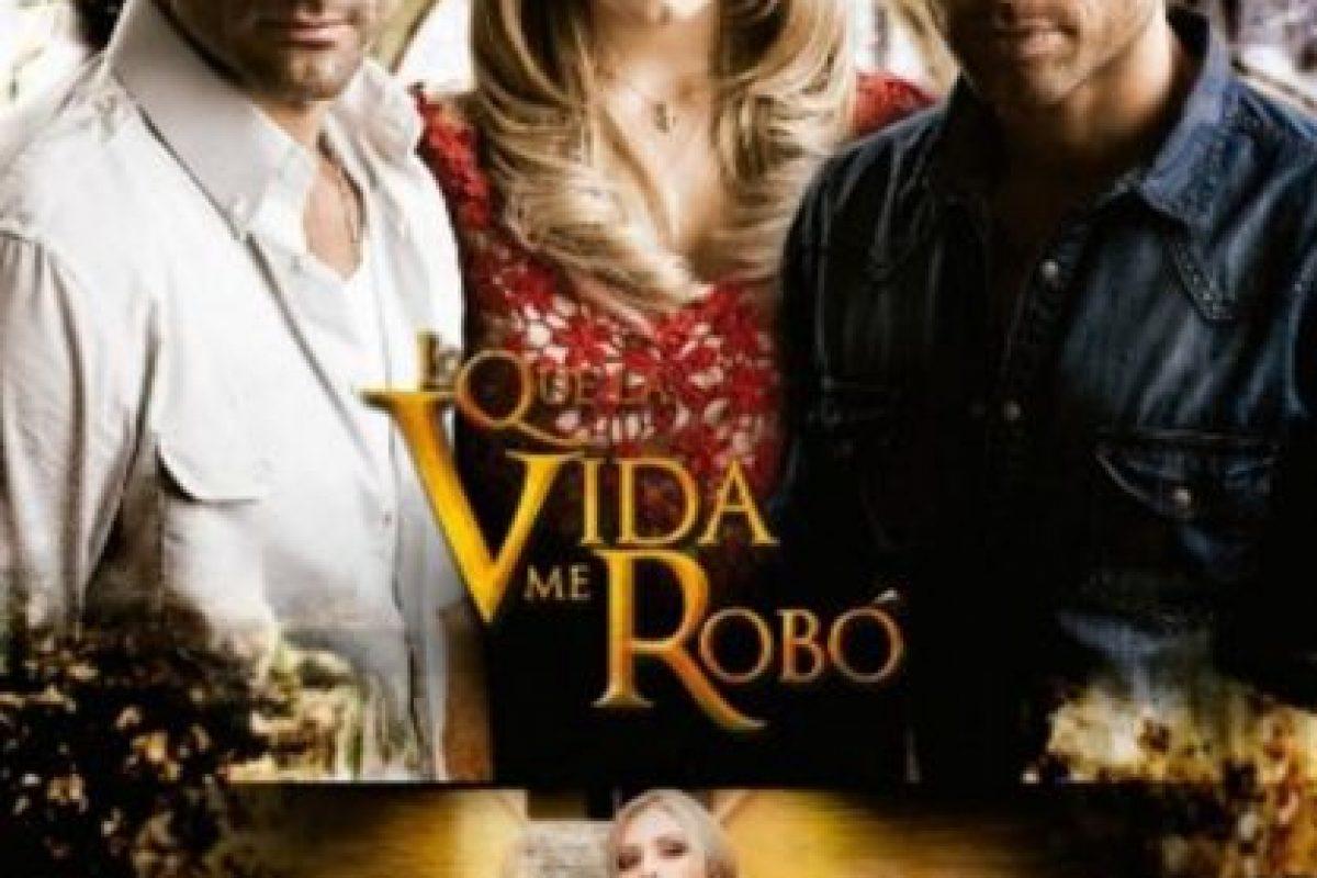"""9- """"Lo que la vida me robó"""". Primer episodio: 28 de octubre de 2013. Foto:Televisa.. Imagen Por:"""