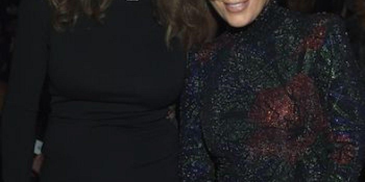 Caitlyn Jenner sufrió una falla de vestuario en el show de Victoria