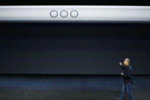 Peso modelo Wi-Fi + celular: 723 gramos (1.59 libras). Foto:Getty Images. Imagen Por: