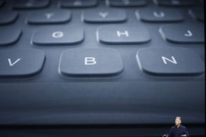 También hay un teclado inteligente. Foto:Getty Images. Imagen Por: