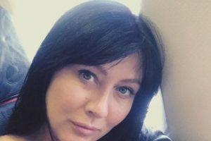 """""""Si hubiera estado asegurada habría podido acudir al doctor y así detener el cáncer y evitar futuros tratamientos (incluida mastectomía y quimioterapia)"""", indicó a la revista """"People"""". Foto:vía instagram.com/theshando. Imagen Por:"""