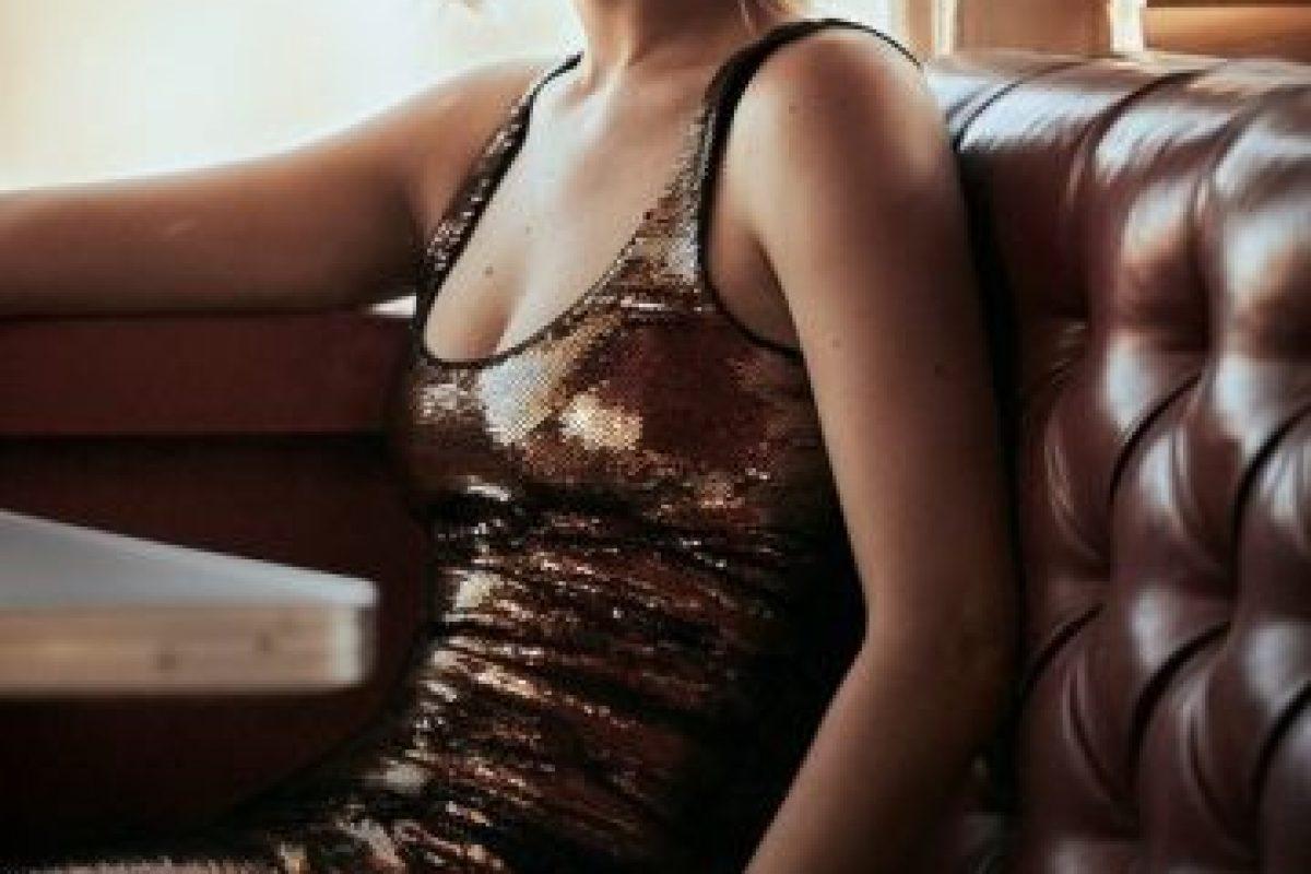 """Cameron Díaz, Mila Kunis y Ashton Kutcher son sus vecinos. Foto:Revista """"Vogue"""". Imagen Por:"""