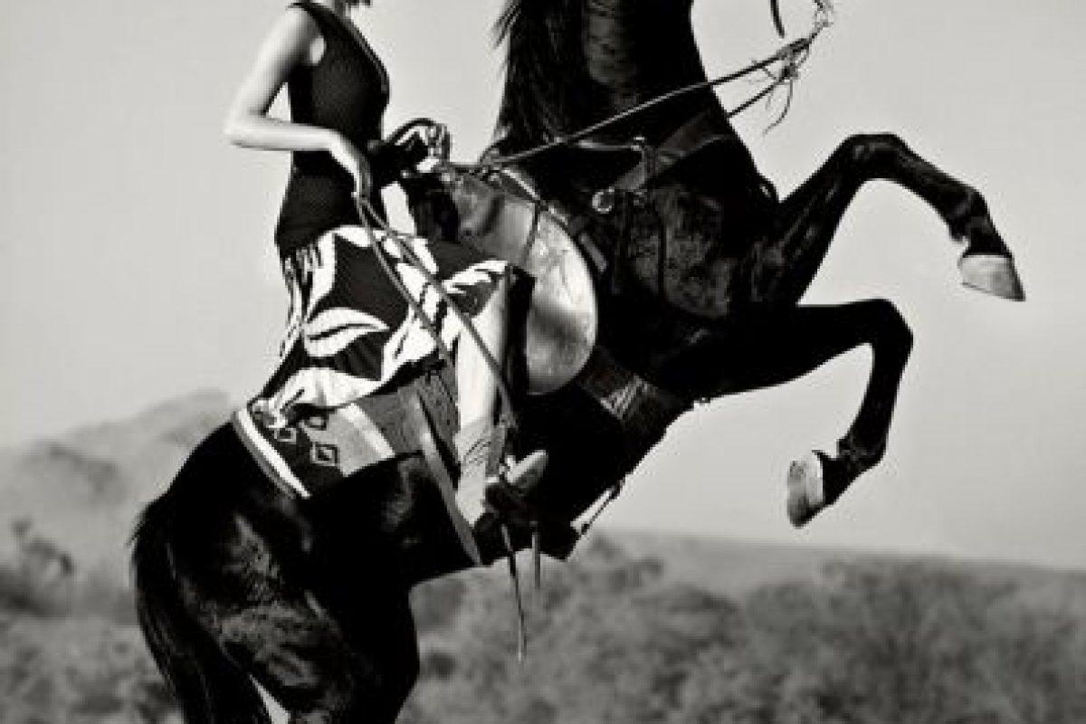 """Está alquilando la casa donde Jennifer Garner se alojó después de su divorcio. Foto:Revista """"Vogue"""". Imagen Por:"""