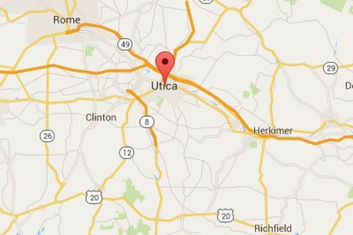 Sucedió en el condado de Utica, en Nueva York, Estados Unidos. La mujer fue sentenciada a pagar una multa de 20 mil dólares Foto:Google Maps. Imagen Por: