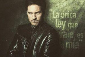 El actor mexicano es de origen armenio. Foto:Instagram/mauochmann. Imagen Por: