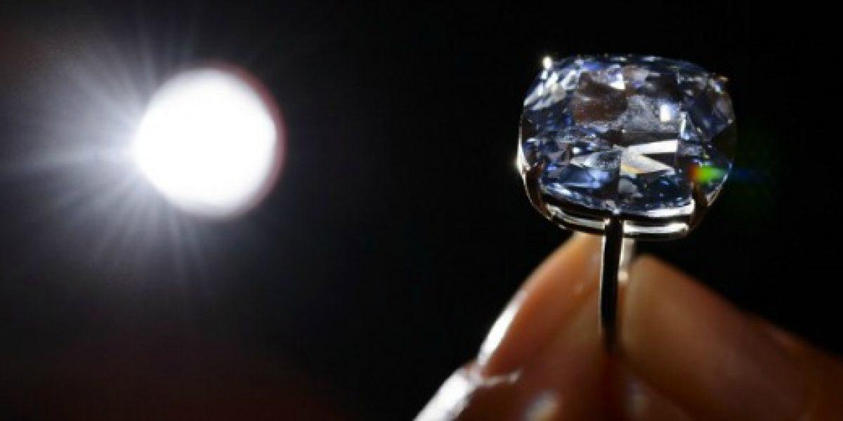 Mira lo que pagó un magnate por el diamante más caro del mundo