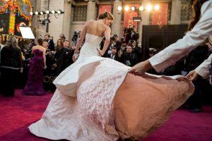 Esto ocurrió durante la ceremonia de los premios Oscar. Foto:Getty Images. Imagen Por: