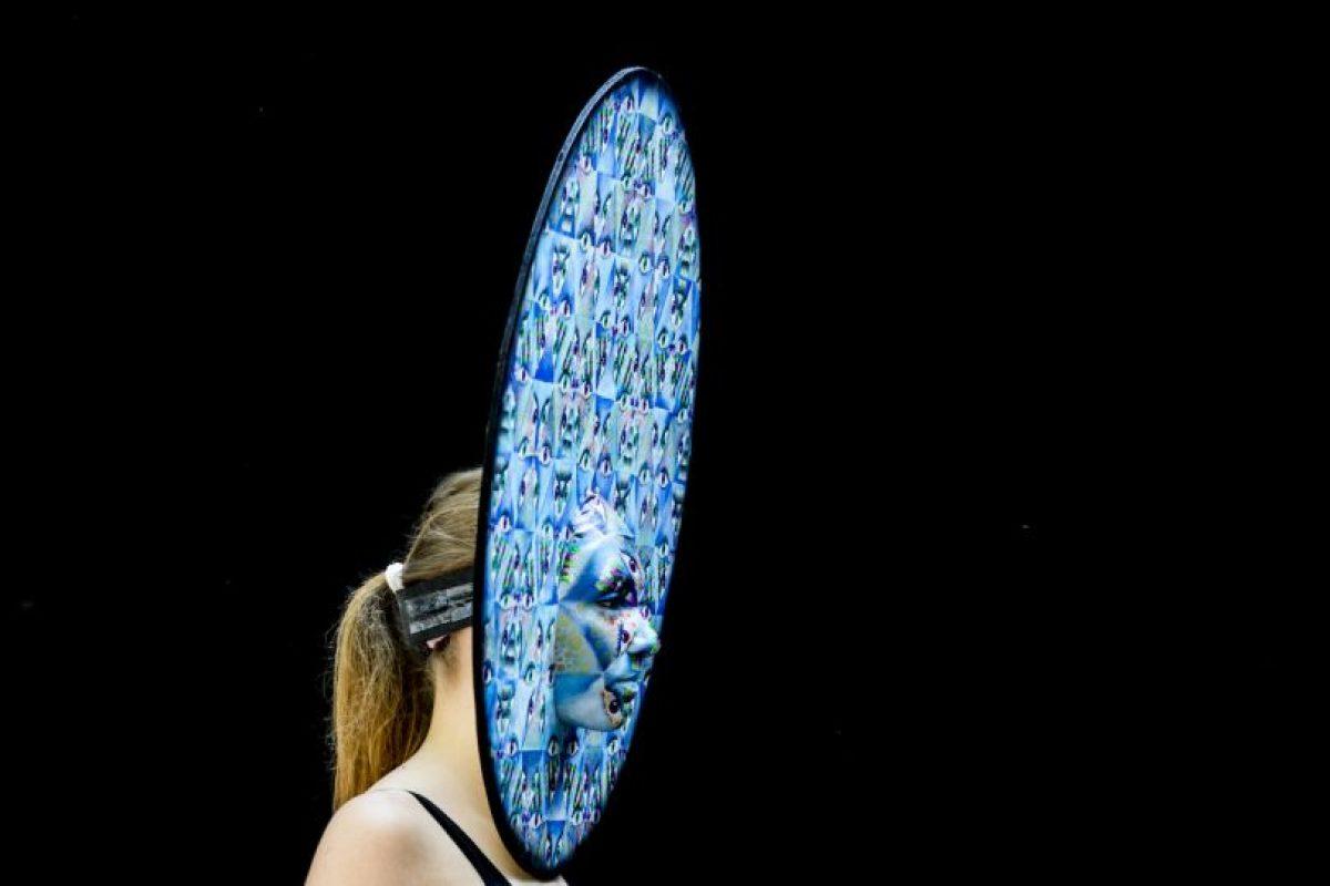 Algunos solamente usan cepillos y brochas para crear sus diseños Foto:Getty Images. Imagen Por: