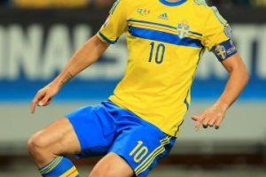 12. Zlatan Ibrahimovic Foto:Getty Images. Imagen Por: