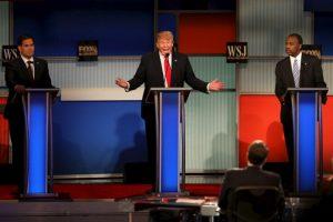 La mayoría criticó las propuestas de Trump sobre los migrantes. Foto:Getty Images. Imagen Por: