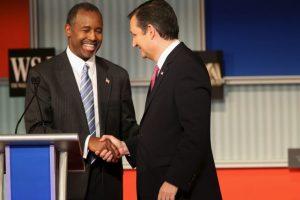 En él se enfrentaron precandidatos muy reconocidos como Donald Trump y Ben Carson. Foto:Getty Images. Imagen Por: