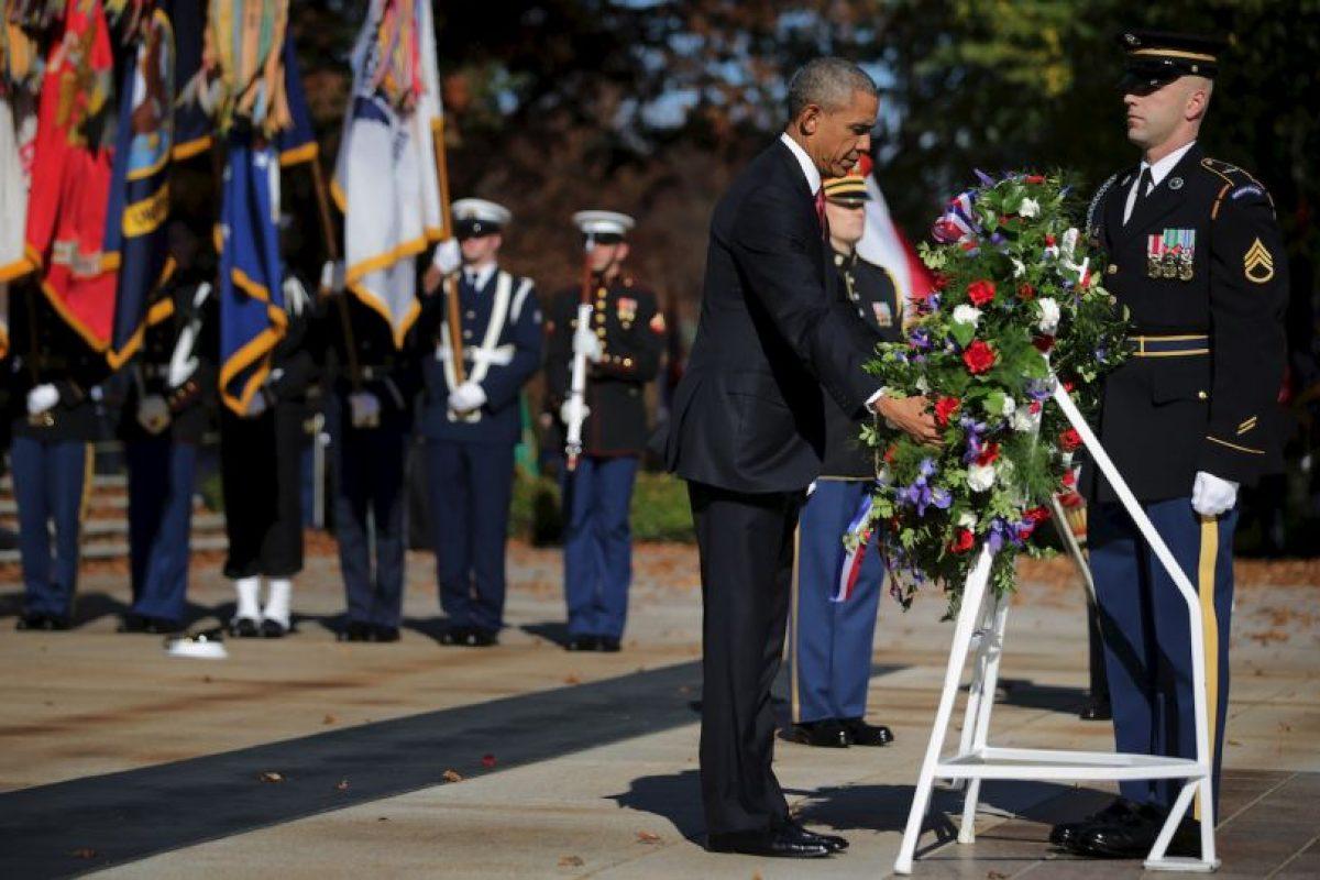 Se estima que 22 veteranos se suicidan al día. Foto:Getty Images. Imagen Por: