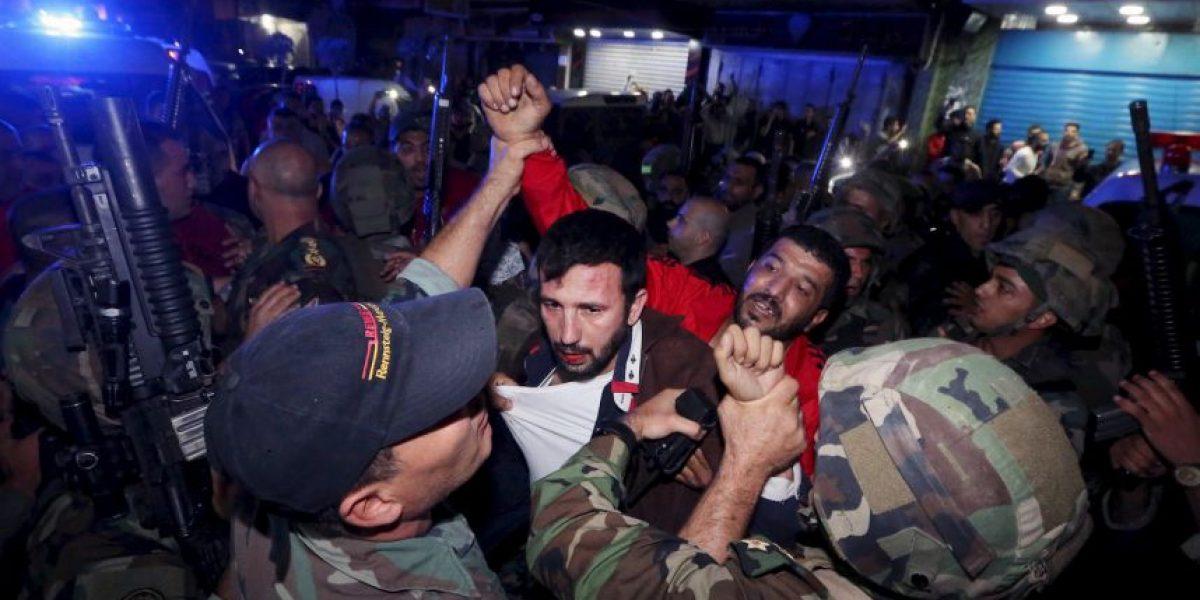 Fotos: Así se vivió el atentado que dejó a 41 muertos y más de 200 heridos en el Líbano